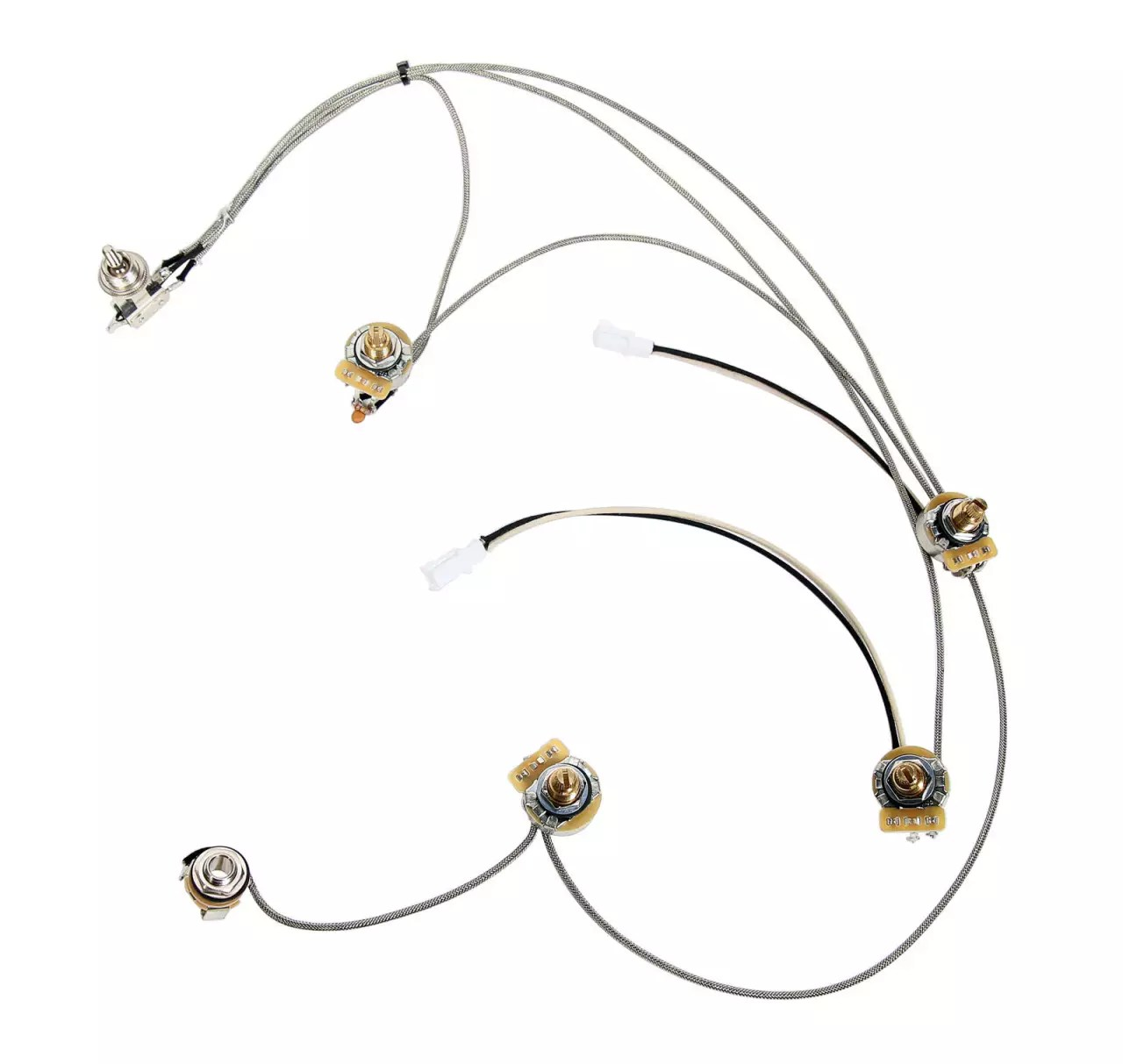 920d Wiring Harness For Gretsch Electromatic W Quick Connect