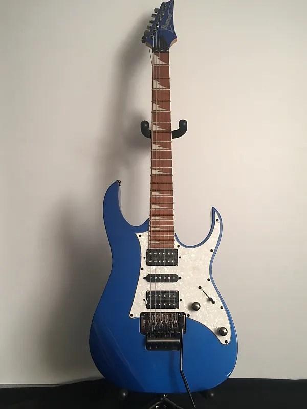Ibanez Rg450dx Slb Electric Guitar