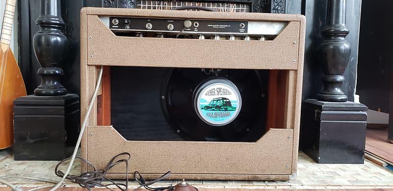 Brownface Fender Vibrasonic