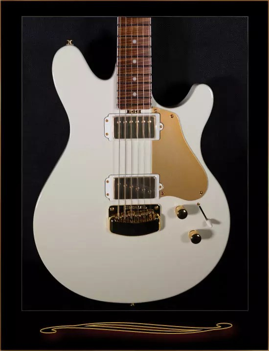 Ernie Ball Music Man Limited Edition Ball Family Reserve