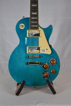 Epiphone Les Paul Traditional Pro II, Coil Splitting and