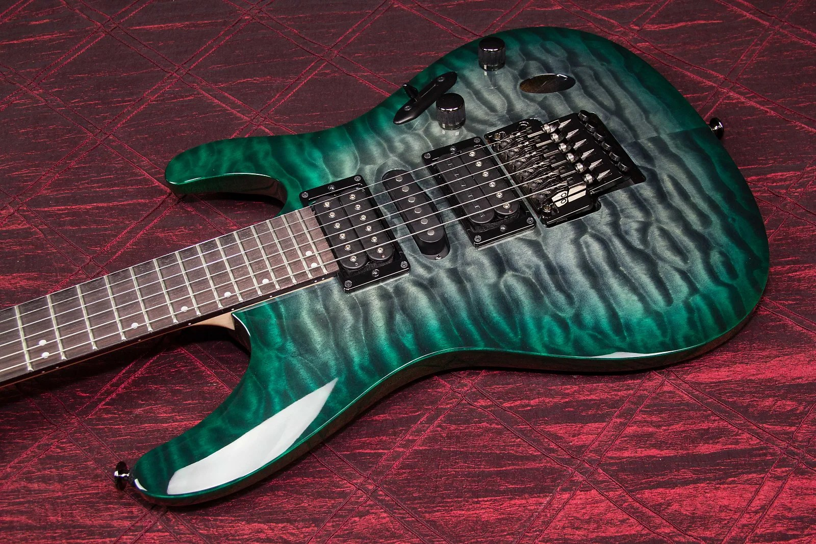 Ibanez S Q Dgd S Prestige Series Hsh Electric