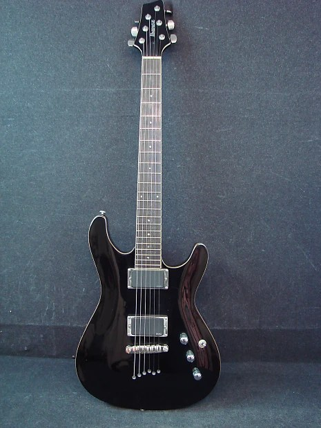 Ibanez Sz320 Electric Guitar With Emg Pickups