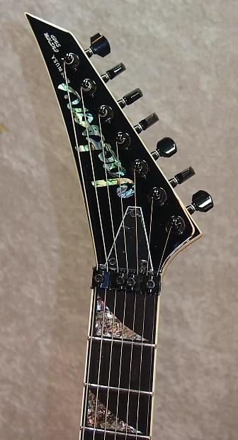 Usa Jackson Custom Shop Soloist 7 String Electric