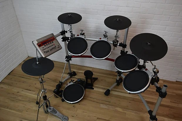 Yamaha DTXtreme IIs electronic drum set kit excellent used   Reverb Yamaha DTXtreme IIs electronic drum set kit excellent used drums for sale