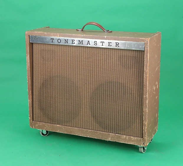 Magnatone 280 Amp Tonemaster Custom 381 Brown