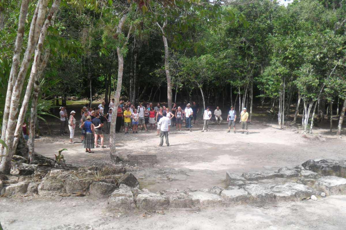Coba Ruins - Mayan Encounter and Cenote