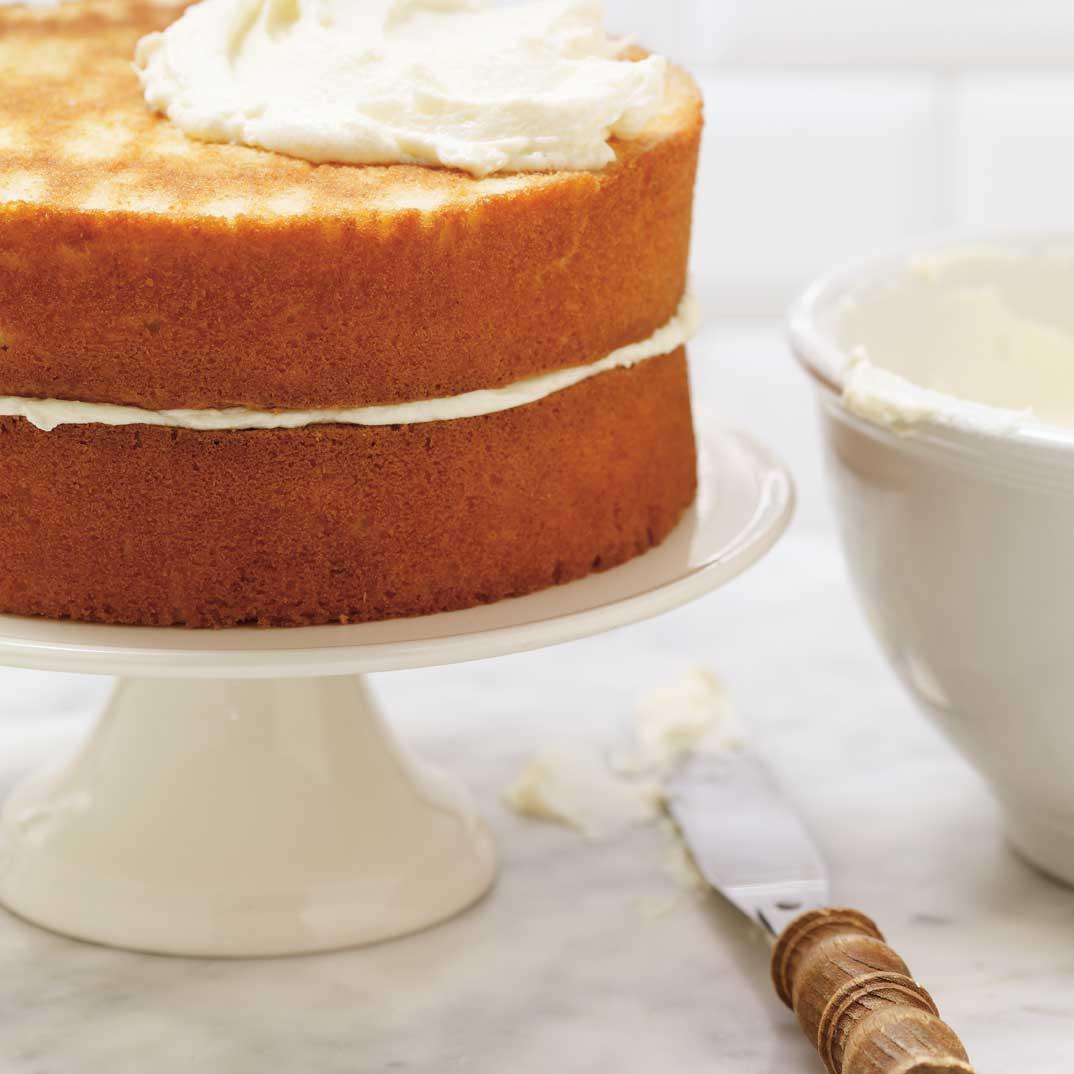 Vanilla Cake The Best Ricardo