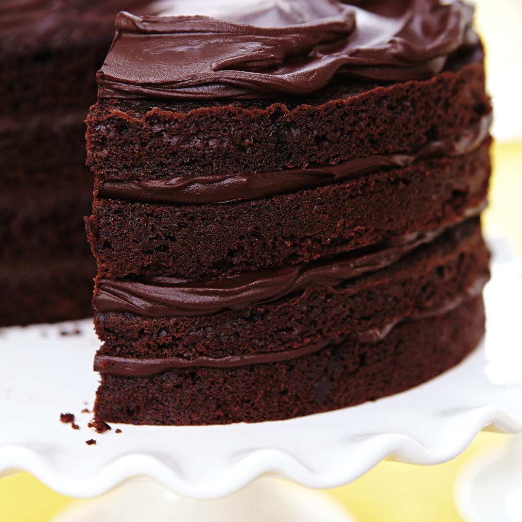 Hershey Mousse Cake