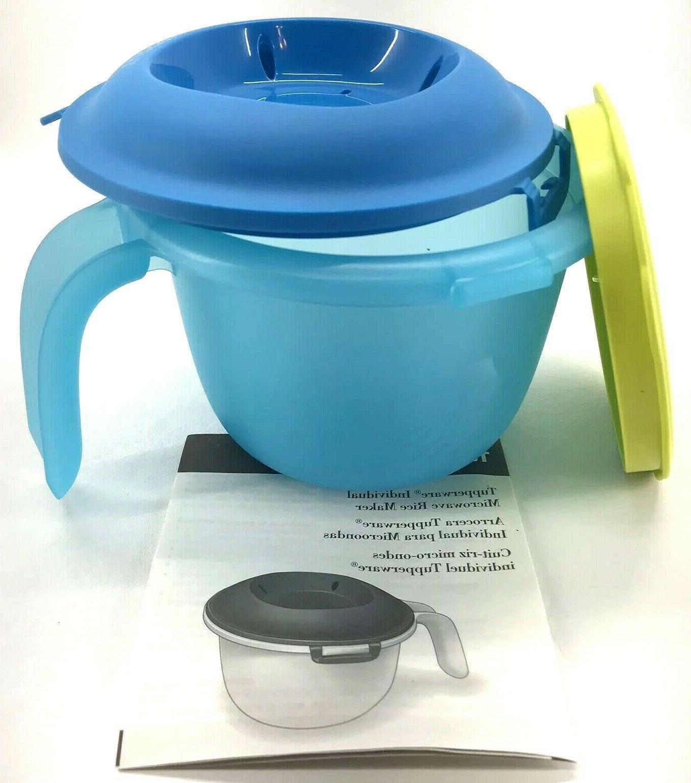 tupperware individual microwave rice