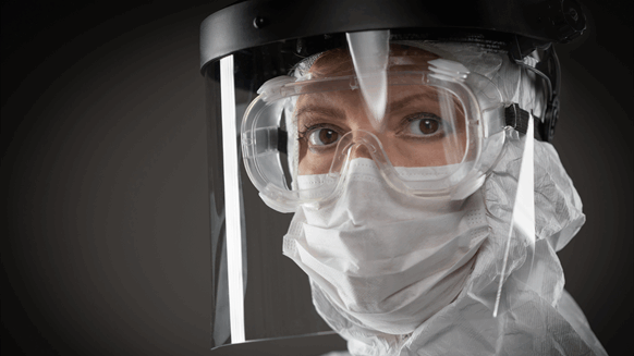 Shields Chemical Ppe Face