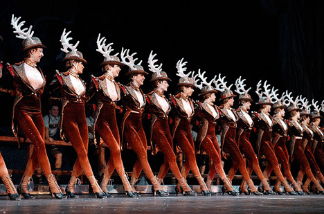 how long is the rockettes christmas show cards - How Long Is The Radio City Christmas Show