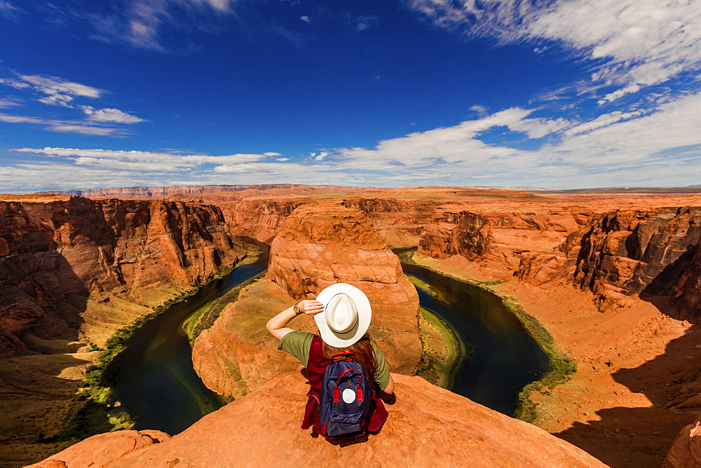 Horseshoe Bend in the Colorado River image