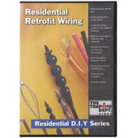 DVD — Residential Retro Wiring