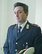 Il comandante dei vigili di Roma Angelo Giuliani
