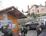 Code a un distributore di acqua dearsenificata nel Viterbese  (Proto)