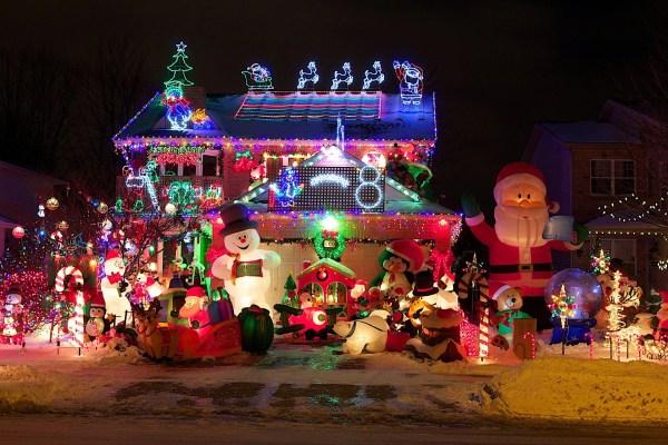 christmas lights london # 51