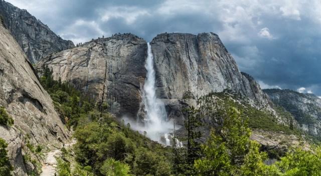 best waterfalls in yosemite