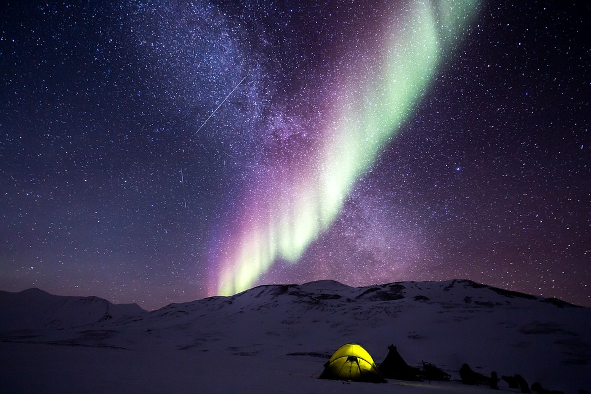 Best Place Alaska See Northern Lights