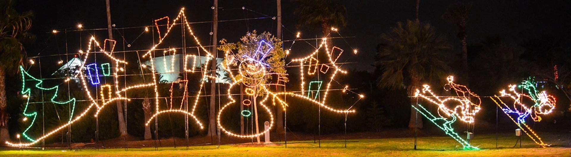 Zoo Lights Houston Zoo Dates