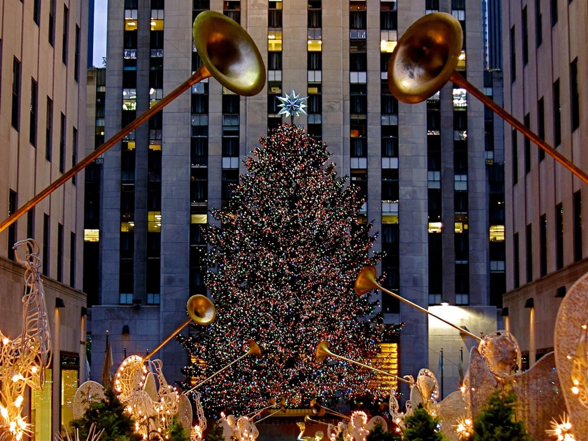 rockefeller center christmas tree 2020