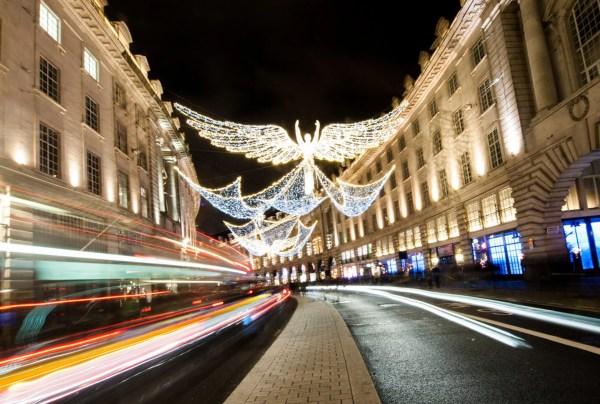 christmas lights london 2019 # 20