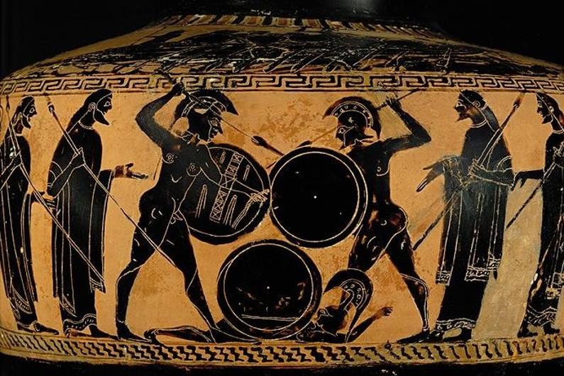 Athènes contre Sparte !