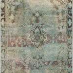 Light Blue 3 10 X 6 2 Ultra Vintage Persian Rug Rugs Com