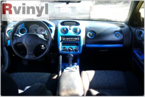 Dash Kit Decal Auto Interior Trim for Mitsubishi Eclipse 20002005 & Others