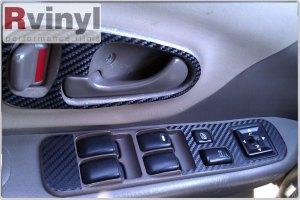 Dash Kit Decal Auto Interior Trim for Mitsubishi Montero