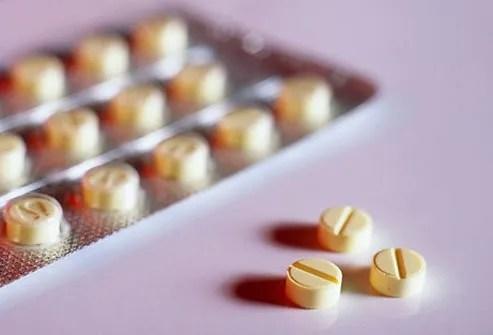 Anti-inflammatory steroid medication.