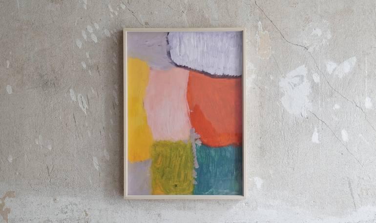 Malerei Von Venedig Italien Stock Abbildung Illustration Von