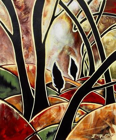 Art Deco Artists Paintings For Sale Saatchi Art