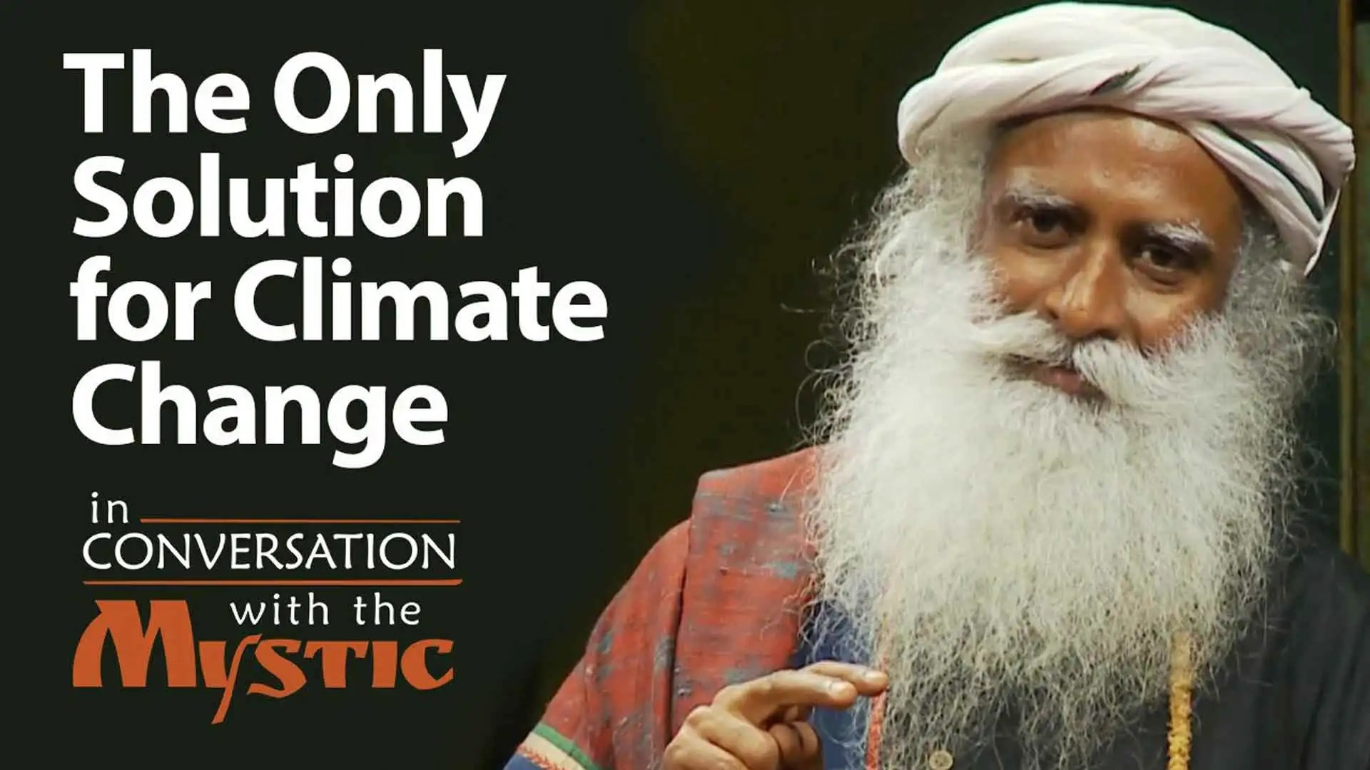 The Only Solution to Climate Change & Scarce Natural Resources ...