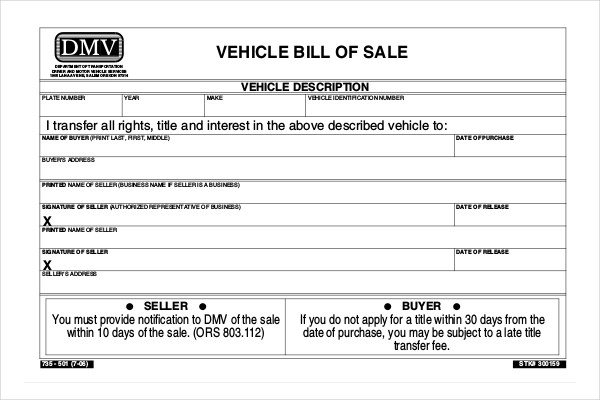 How Much Does Dmv Charge Change Ownership