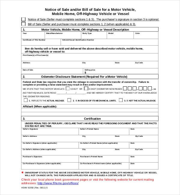 Florida Car Registration Renewal