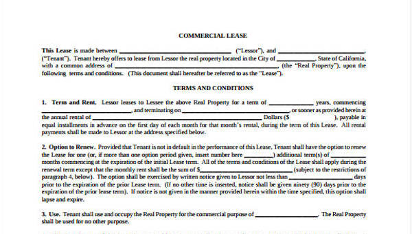 Free 42 Business Agreement Forms In Pdf Ms Word