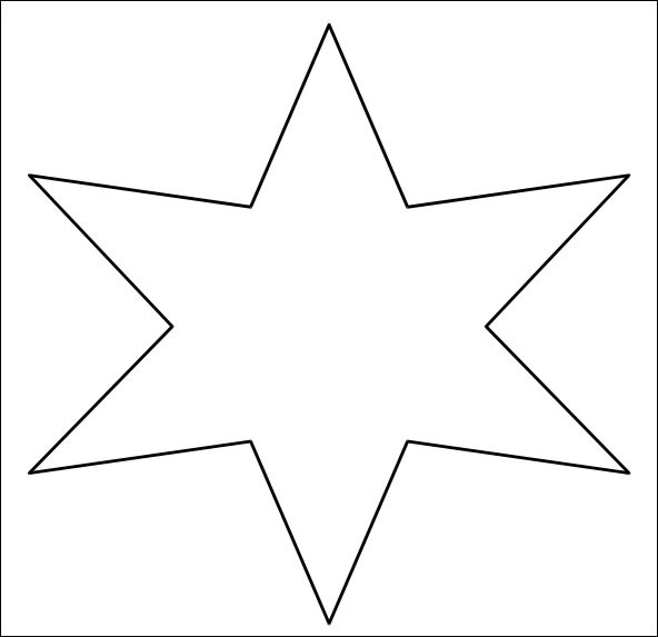 3d star template printable star template 19 download documents in