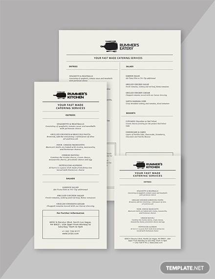 Free 25 Dinner Party Menus In Illustrator Ms Word Pages