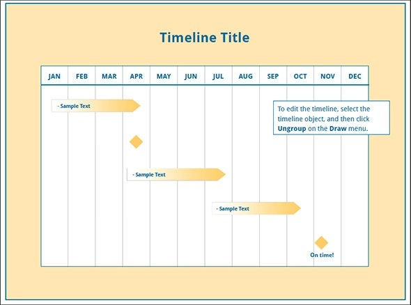 Sample Timeline Templates 14 Free Documents In PDF Word PPT PSD