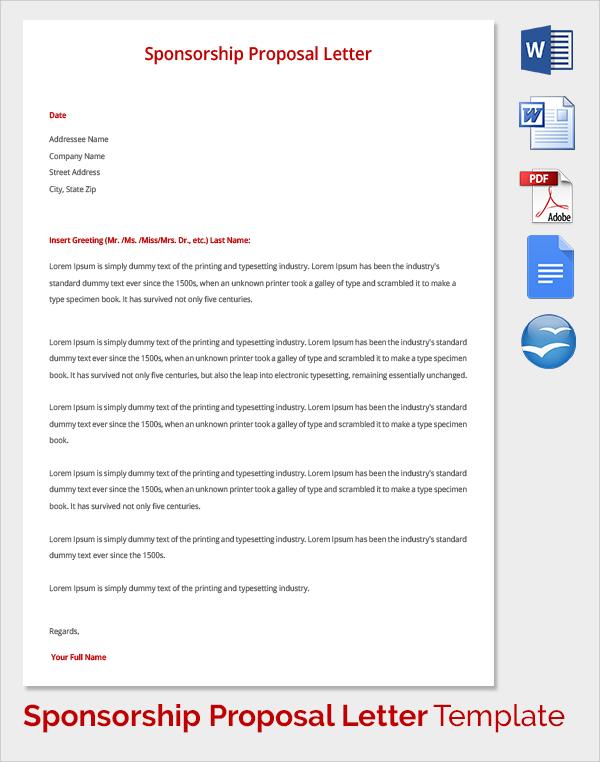 ... letter amp sponsorship proposal templates. kyehc.mx.tl - Example