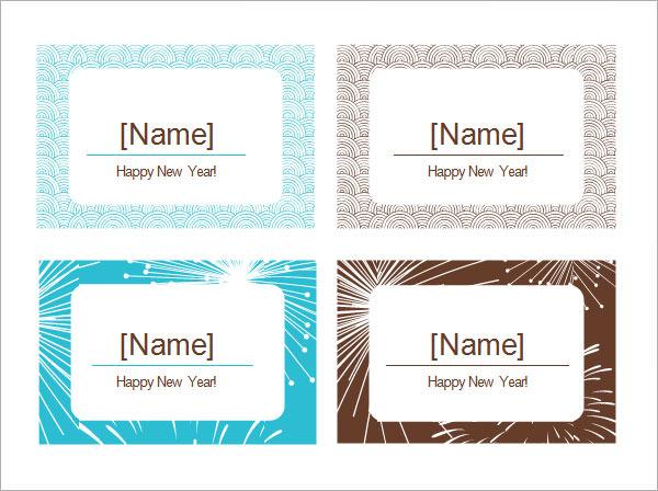 Free Place Card Template. Christmas Printable Christmas Xojcjkun