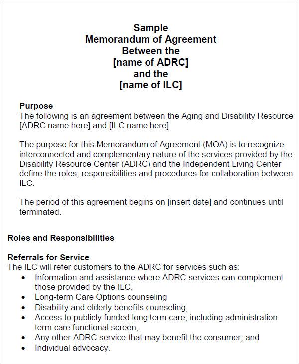 Doc Financial Agreement Between Two Parties Finance Contract – Contract Template Between Two Parties
