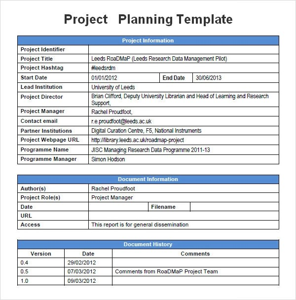 project action plan template excel - Military.bralicious.co