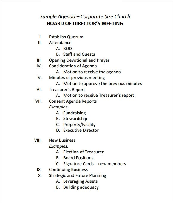 sample board meeting minutes template corporate meeting minutes ...