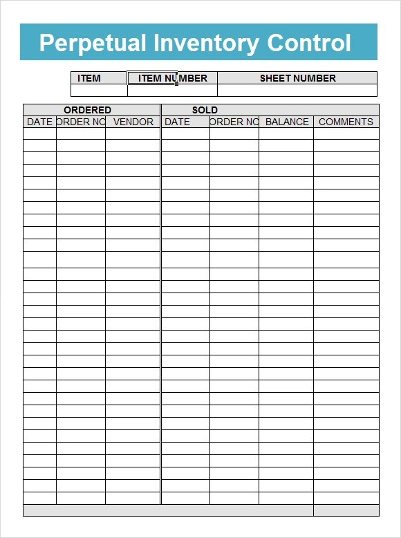 Inventory Spreadsheet Templates. Reservation Archives Free