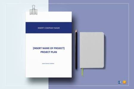 18 Sample Work Plan Templates to Download   Sample Templates Project Plan Template