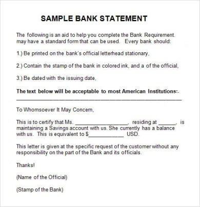 Letter Format Requesting Bank Statement. Request Letter For Bank Statement Sample  Application To Manager Opening Account Cover