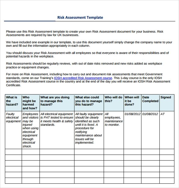 It Assessment Template it security assessment checklist 300x300 – It Assessment Template