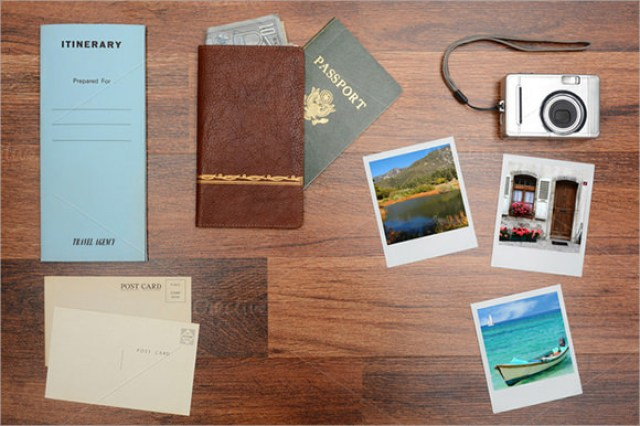 Image result for travel itinerary template